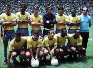 Brazil 1970 - The finest football team ever?