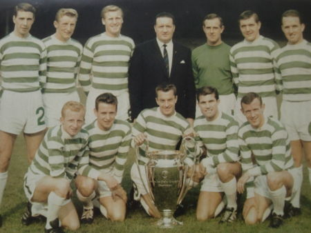The magnificent Celtic football team of 1967