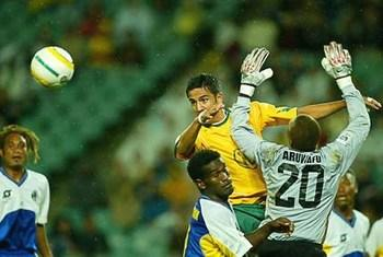 2004 OFC Nations Cup Final - Australia v Solomon Islands