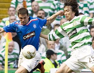 Celtic & Rangers have won 66 FA Cups between them