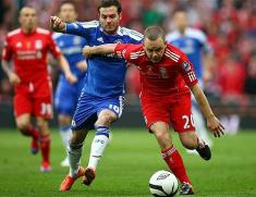 2012 FA Cup Final Chelsea v Liverpool